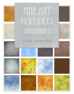 Fine Art Texture Collection 1